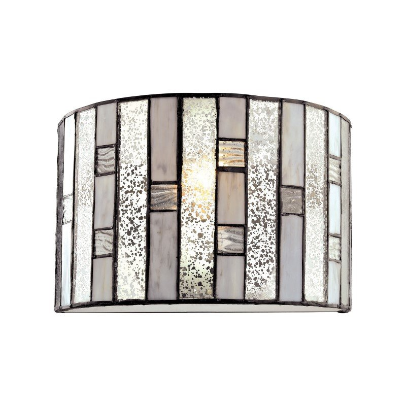 ELK Lighting Ethan 1 Light Wall Sconce In Tiffany Bronze (70210/1)