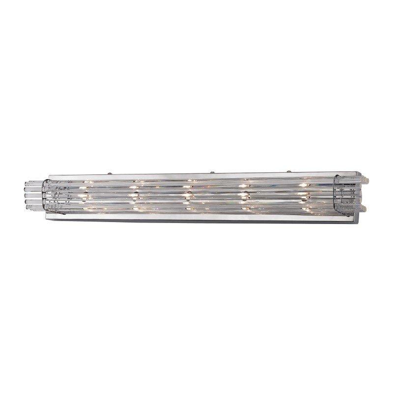 ELK Lighting Quebec 5 Light Crystal Vanity In Chrome (WS705-0-15)