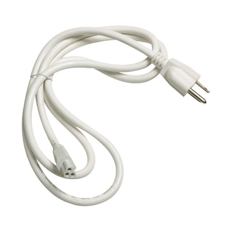 ELK Lighting ZeeStick Cord And Plug in White (ZSPLUG-N-30)