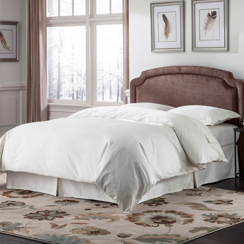 Fashion Bed Group 3-Piece Ivory Duvet Cover with Shams - Queen