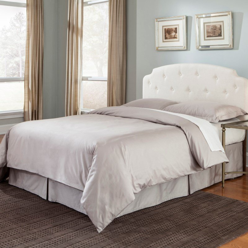 Fashion Bed Group 3-Piece Sand Duvet Cover with Shams - King