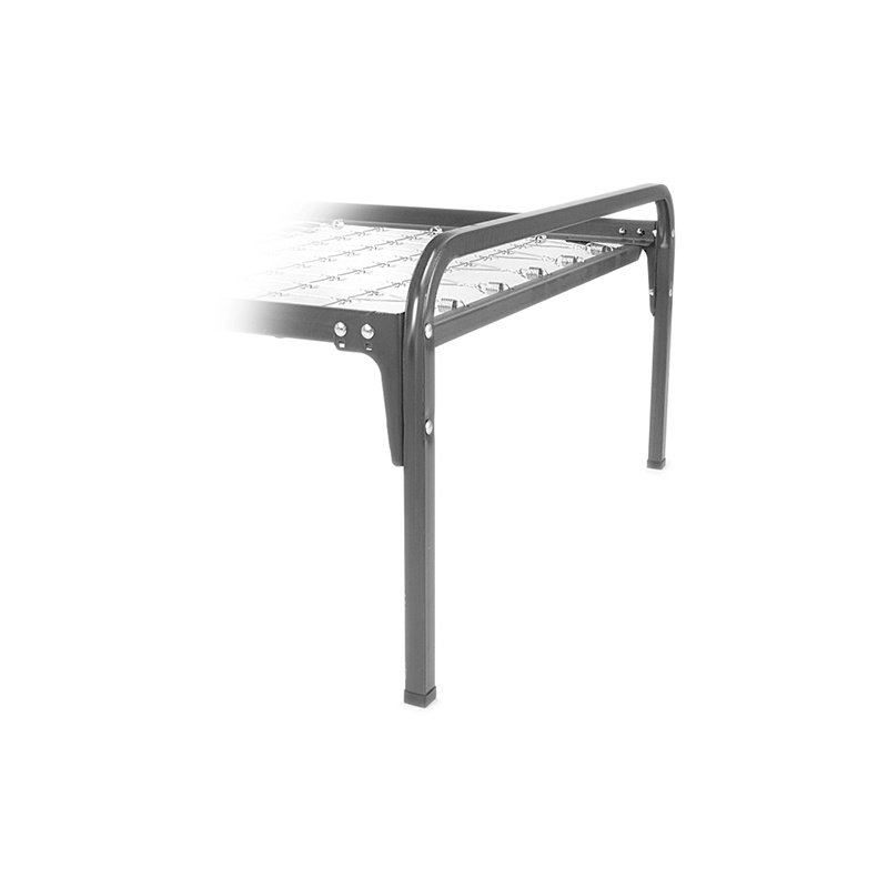 Fashion Bed Group 39-Inch Square Tubular Arms for Daybed Top Spring