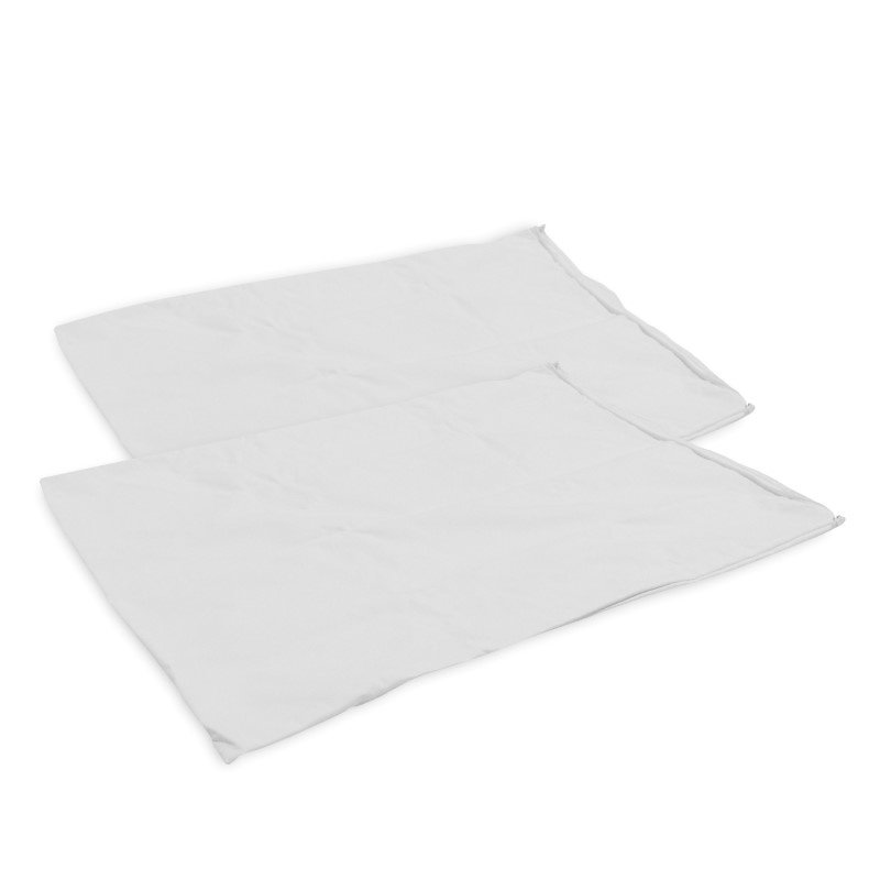 Fashion Bed Group 4-Piece Bed Bug Prevention Pack Plus with InvisiCase Pillow Protectors and 9-Inch Bed Encasement Bundle - Full