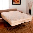 "Fashion Bed Group AirDream Hypoallergenic Inflatable Mattress with Electric Hand Pump for Sleeper Sofas - 60"" Queen"