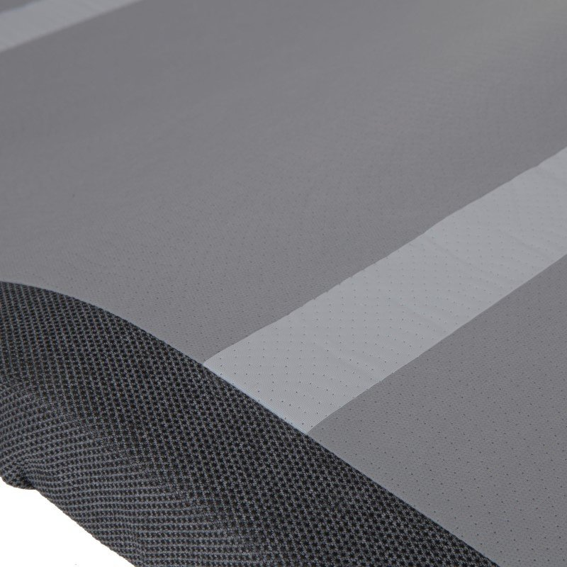 Fashion Bed Group Falcon Adjustable Bed Base with MicroHook Retention System - Charcoal Gray - Twin XL