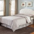Fashion Bed Group QA0099 Sand Finished Bed Skirt - Queen