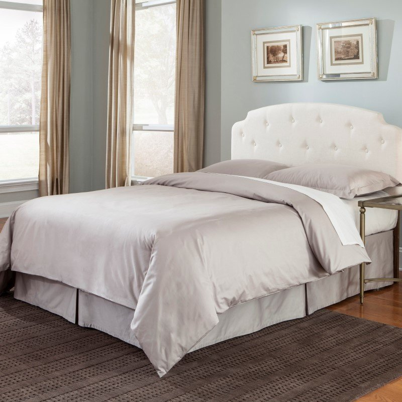 Fashion Bed Group QA0103 Sand Finished Bed Skirt - King
