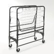 """Fashion Bed Group Rollaway 455 Folding Bed with Tubular Steel Frame and Link Deck Sleeping Surface - 39"""" x 75"""""""
