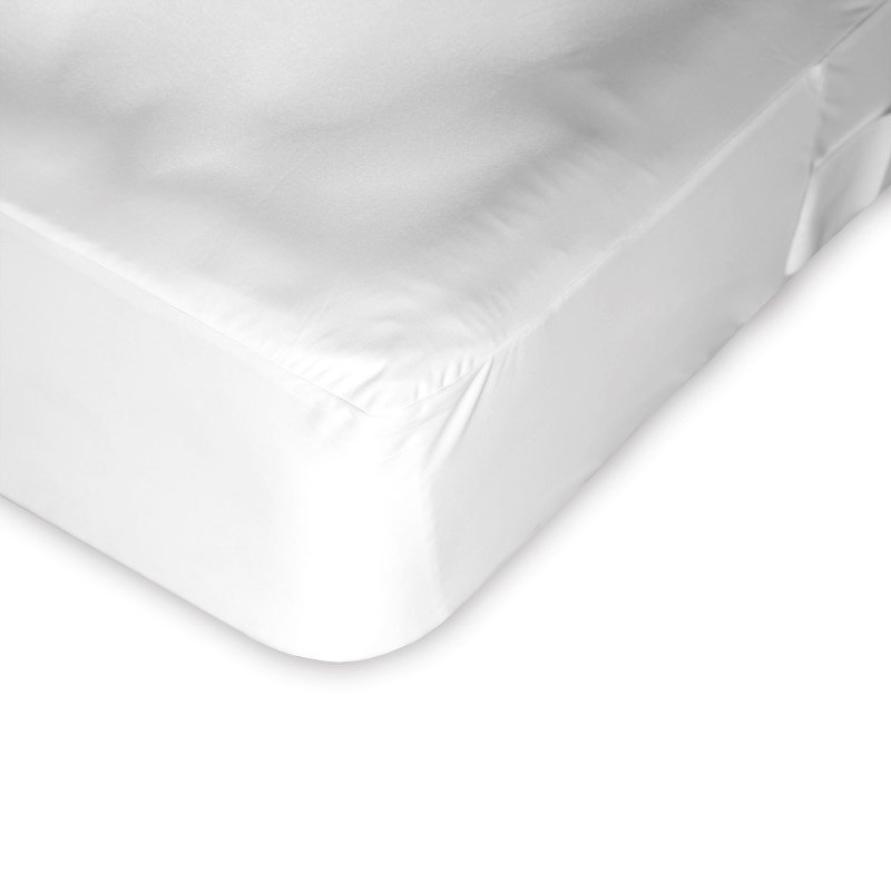 Fashion Bed Group Sleep Calm 9-Inch Mattress Encasement with Stain and Bed Bug Defense - Twin