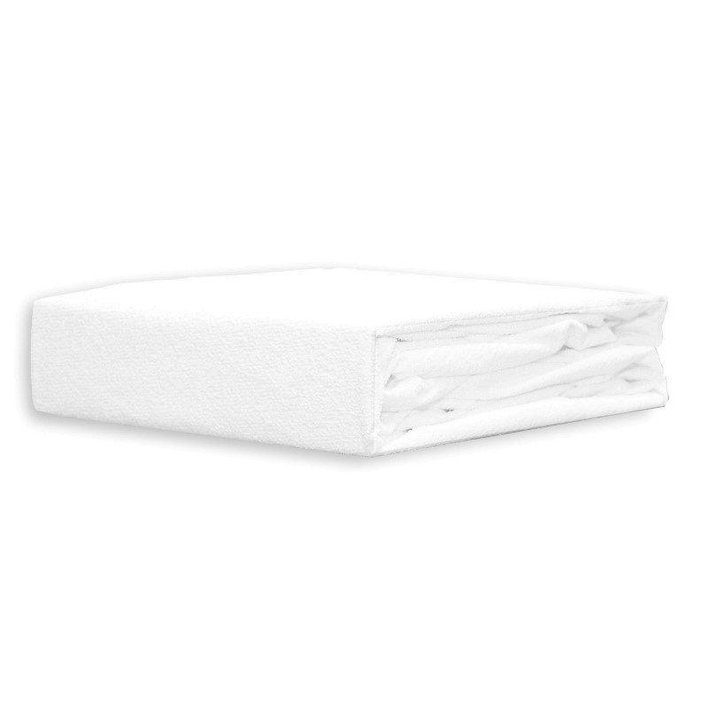Fashion Bed Group Sleep Calm Mattress Protector with Stain and Dust Mite Defense - Twin XL