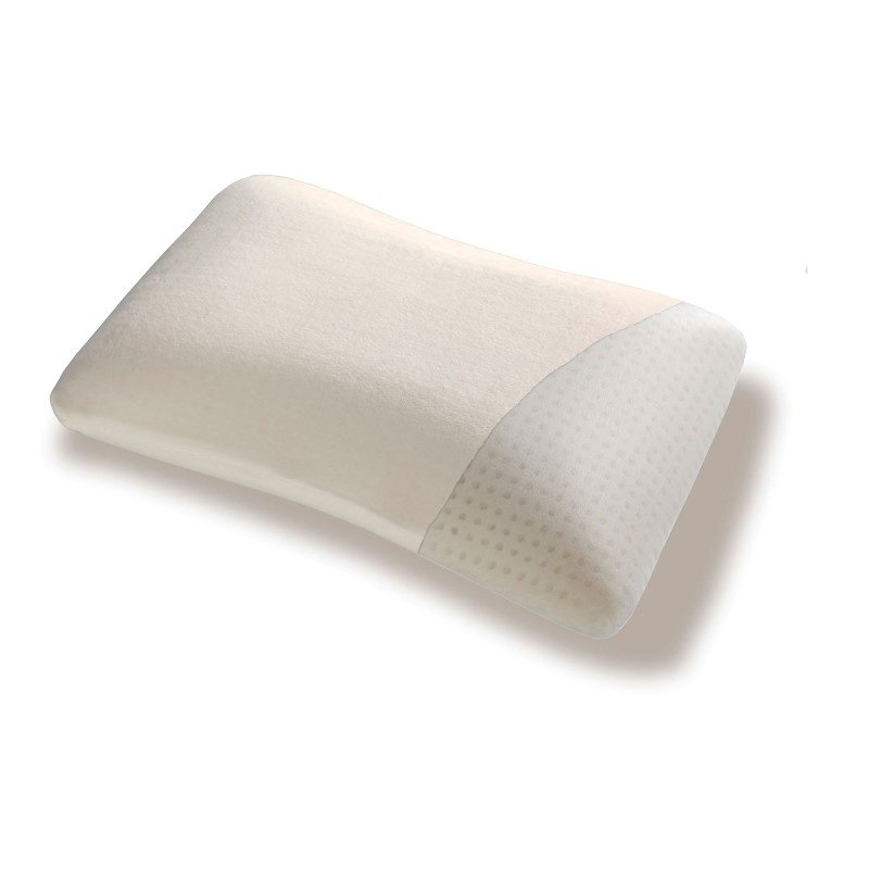 Fashion Bed Group Sleep Chill Memory Foam Pillow - Standard/Queen