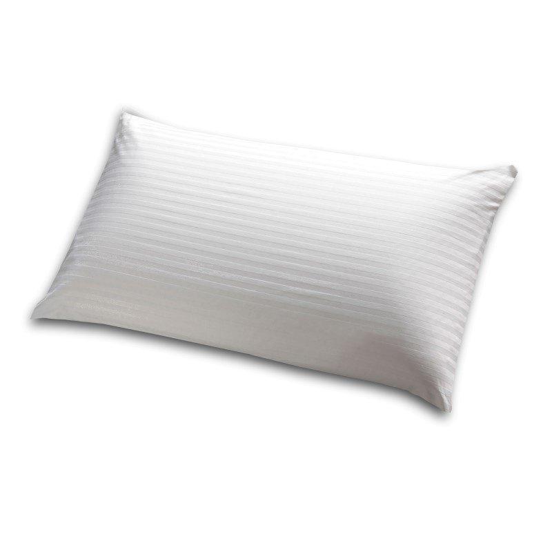 Fashion Bed Group Sleep Plush Latex Foam Pillow - Standard/Queen