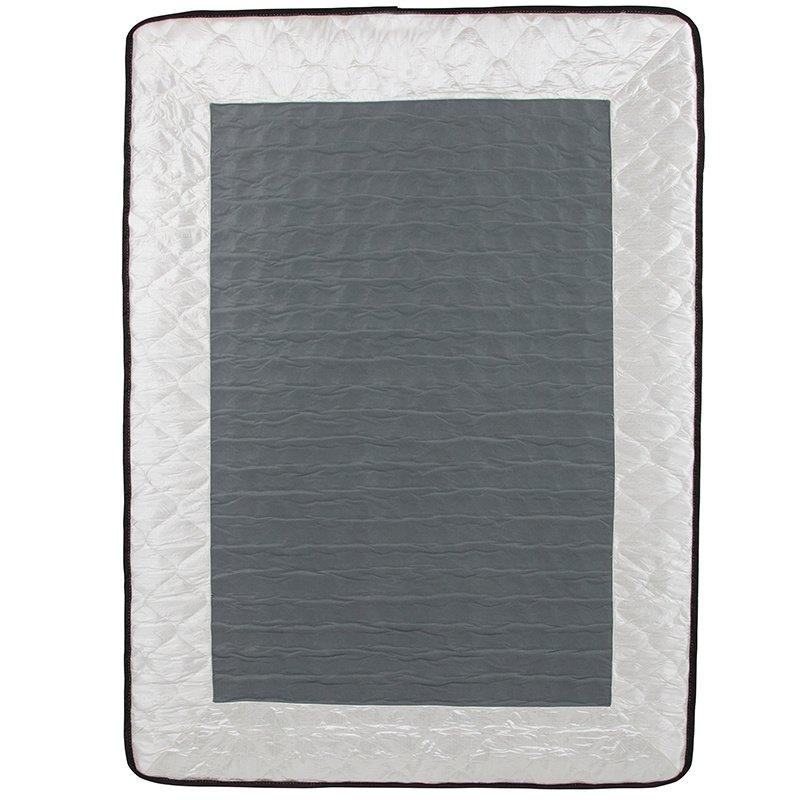 Flash Furniture Capri Comfortable Sleep 12 Inch Foam and Pocket Spring Mattress - Full in a Box (CL-E230P-R-F-GG)