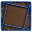 Flash Furniture Kids Blue Folding Table
