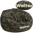 Flash Furniture Personalized Oversized Camouflage Kids Bean Bag Chair (DG-BEAN-LARGE-CAMO-EMB-GG)