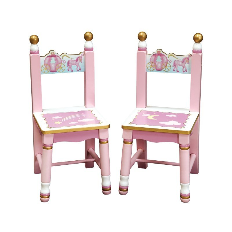 Guidecraft Princess Extra Chairs (Set of 2)
