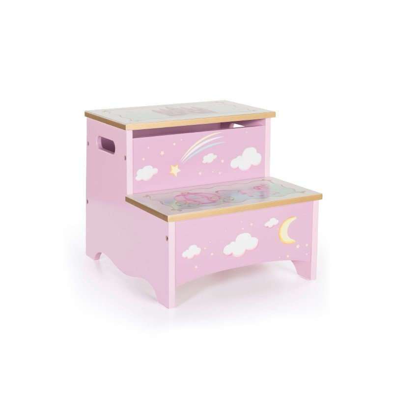 Guidecraft Princess Storage Step-Up