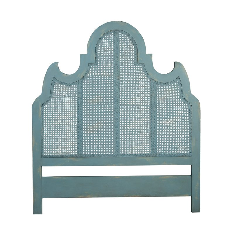 Guild Master Caned Queen Headboard