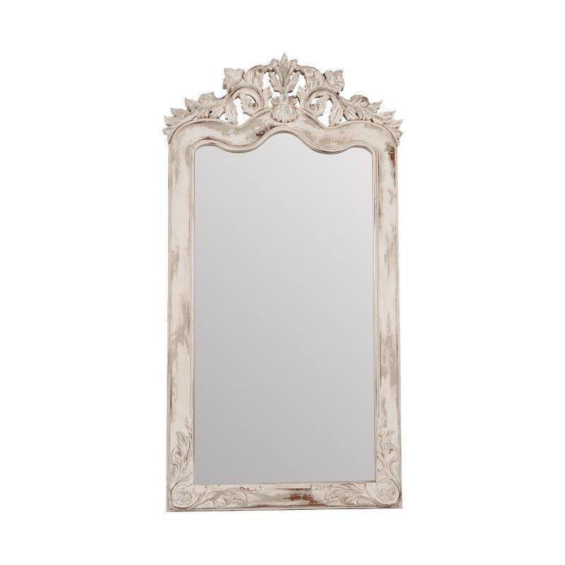 Guild Master Crossroads Florentine Floor Mirror (105014CEW)