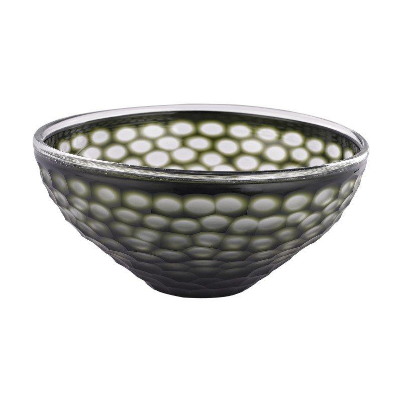 Guild Master Cut Glass Bowl (4154-042)
