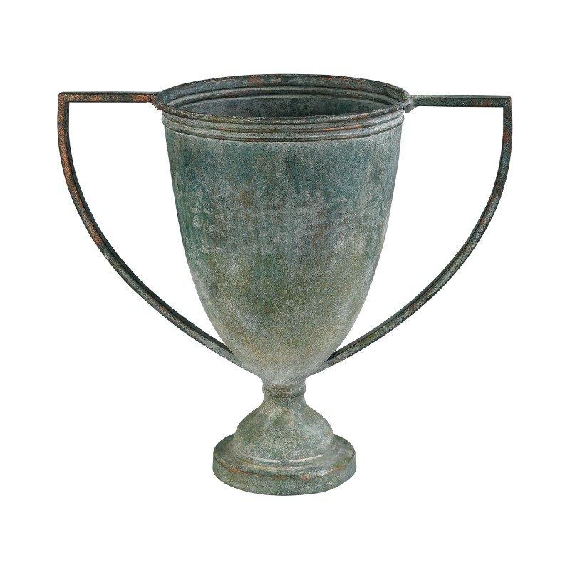 Guild Master Eared Metal Vase (2100-002)