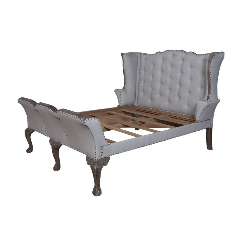 Guild Master Heritage King Sleigh Bed