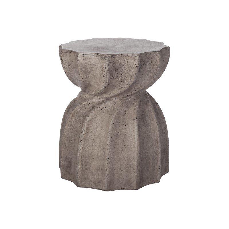 Guild Master Industrial Warp Side Table (157-032)