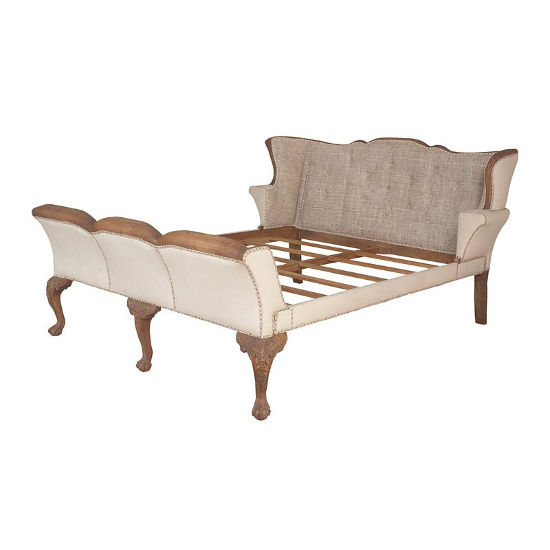 Guild Master Washington Sleigh Bed