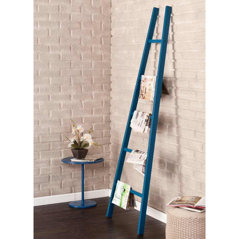 Holly & Martin Zhowie Storage Ladder