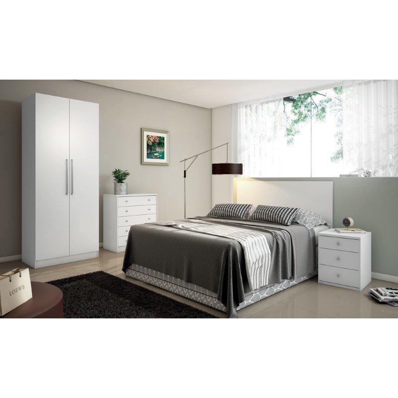 HomeRoots Furniture Basic Wardrobe Closet 1.0 (250674)