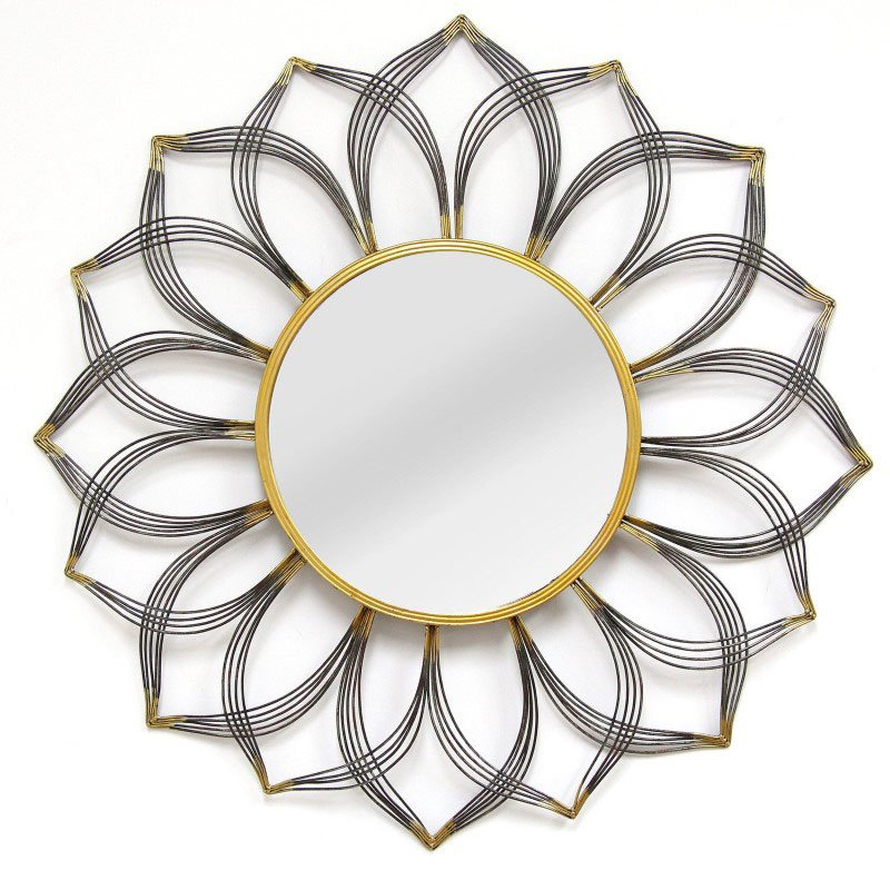 HomeRoots Furniture Gorgeous Wall Mirror (321099)