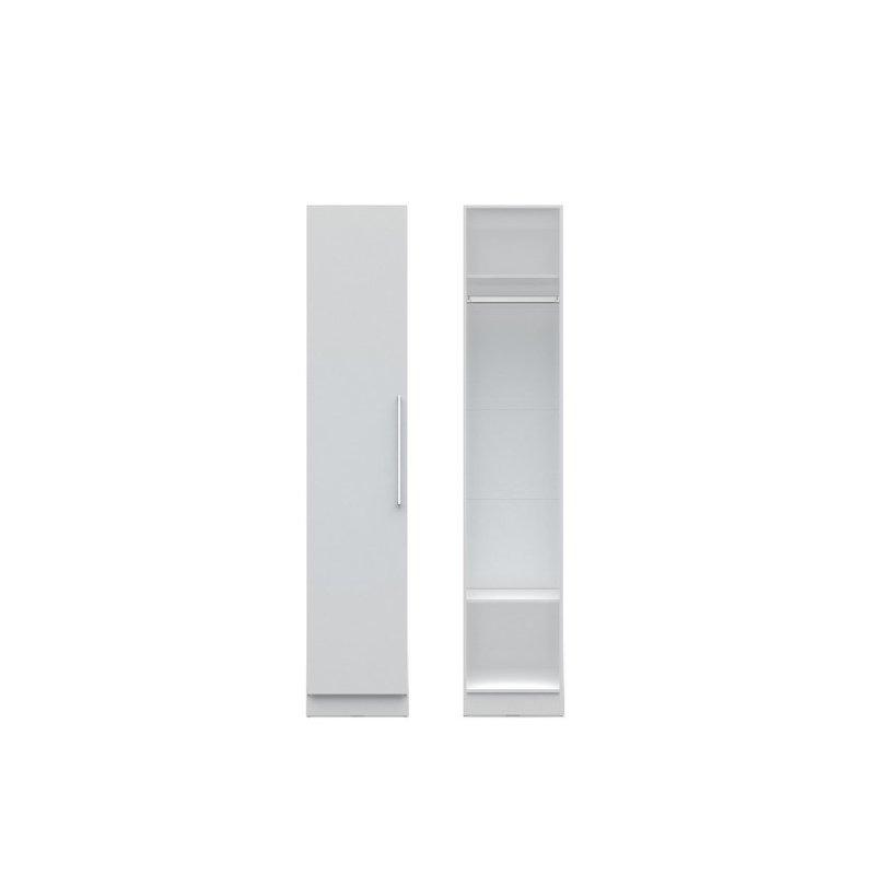 HomeRoots Furniture Long Hanging Closet (250668)