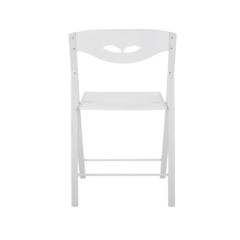 HomeRoots Furniture Radiant Space Saving Folding Chair (Set of 2) (248549)