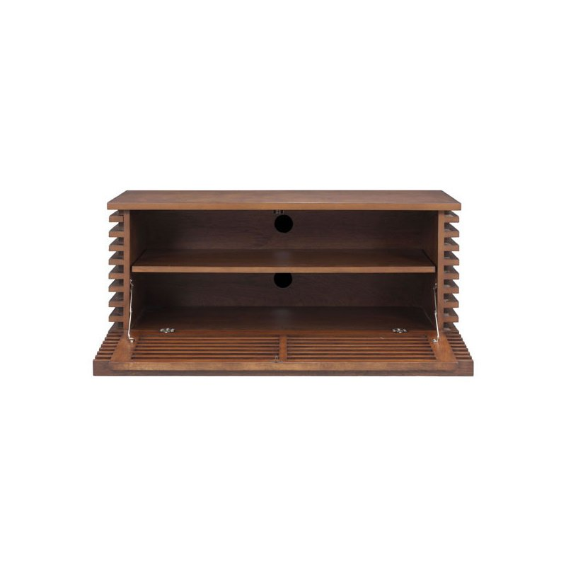 HomeRoots Furniture TV Stand - Solid Fir MDF (248955)