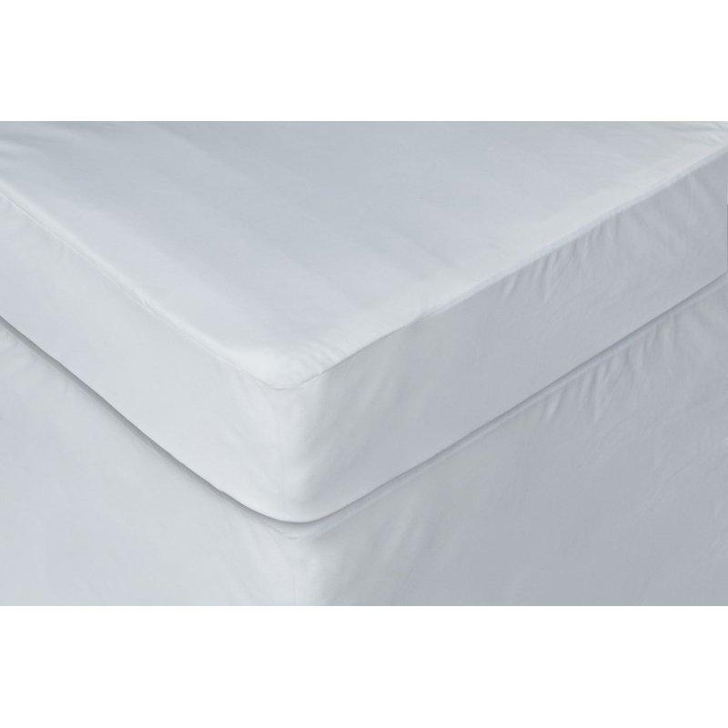HomeRoots Furniture Waterproof Polyester Hypoallergenic King Premium Mattress Protector (248124)