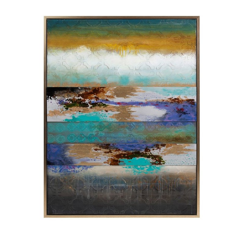 IMAX Adolphus Framed Oil Painting (76246)