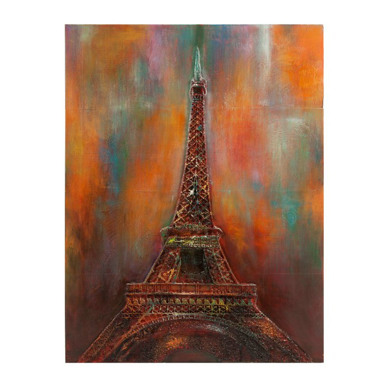 IMAX Andriet Eiffel Tower Oil Painting (76182)