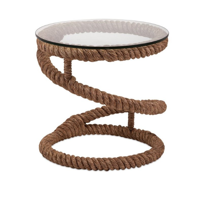 IMAX Bedford Jute Rope Accent Table (89916)