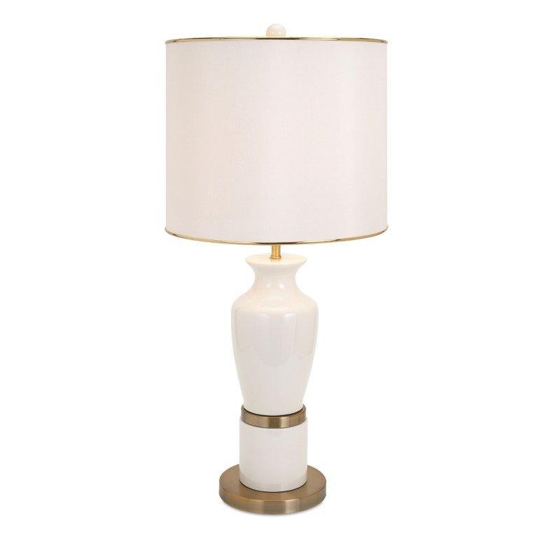 IMAX Beth Kushnick Prestine Ceramic Lamp (86630)