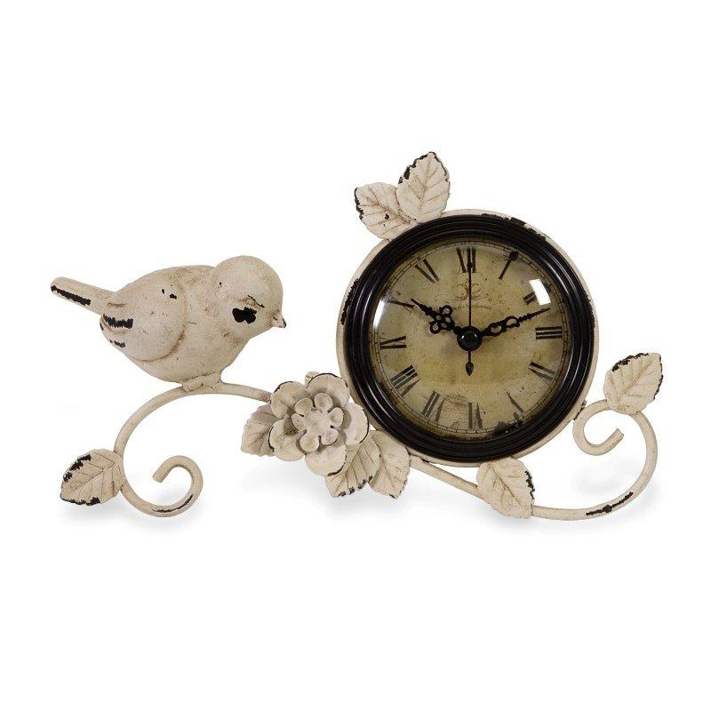 IMAX Bird Tabletop Clock (16103)