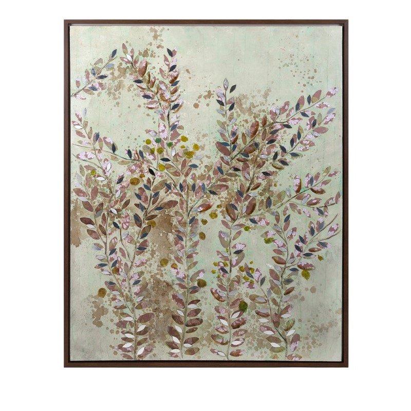 IMAX Botanical Wisdom Framed Oil Painting (76279)