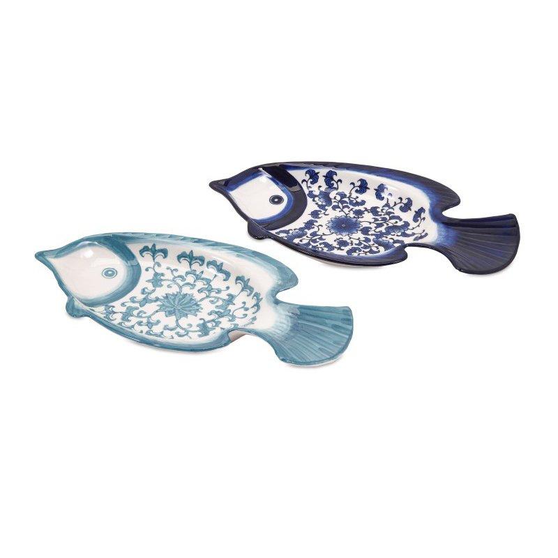 IMAX Britta Fish Platters - Set of 2 (A0213830)
