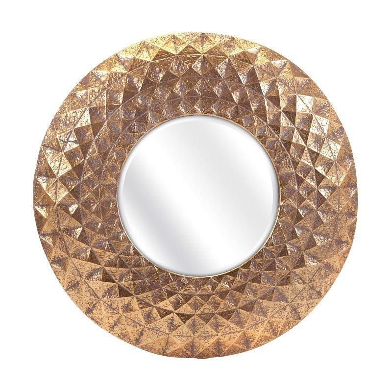 IMAX Carey Round Mirror (14245)