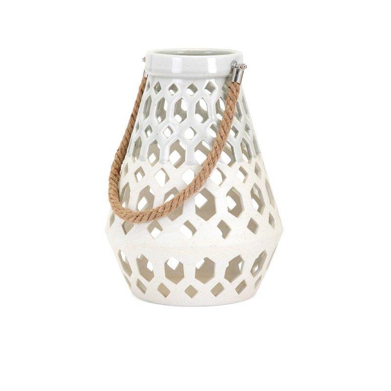 IMAX Cora Ceramic Lantern (14553)