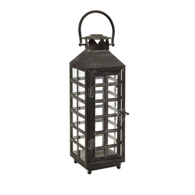 IMAX Drake Tall Candle Lantern (56324)