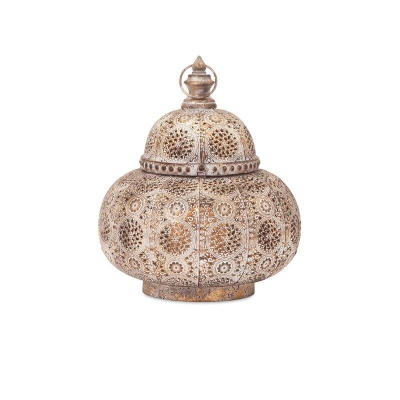 IMAX Eliza Small Pierced Lantern (14218)