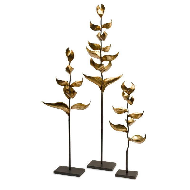 IMAX Eloise Tealight Candle Trees - Set of 3 (1771-3)