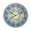 IMAX Essentials Reflective Wall Clock (65315)
