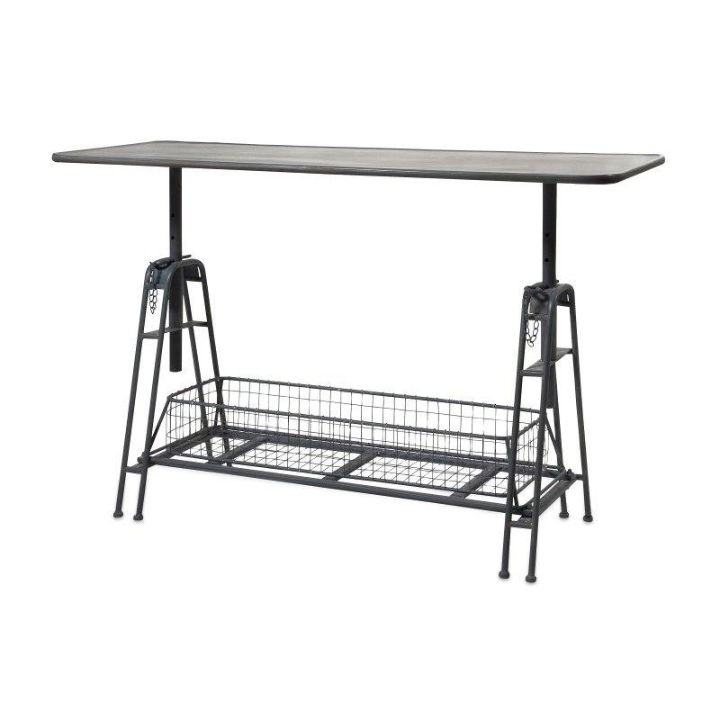 IMAX Henry Adjustable Metal Work Table (89622)