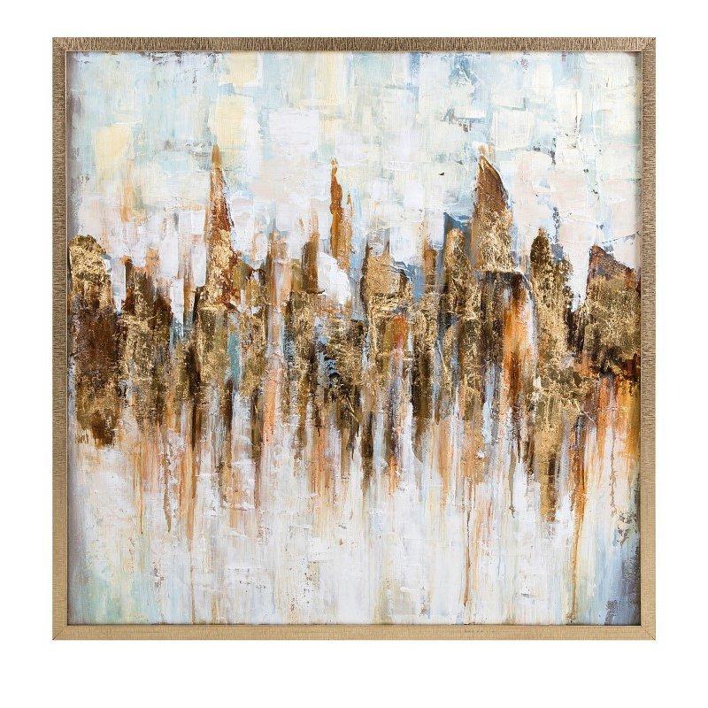 IMAX Katsu Framed Oil Painting (11514)